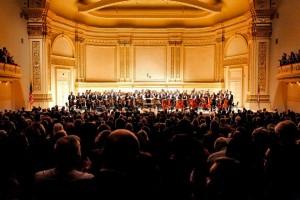 Carnegie Hall, BPO