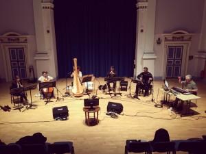 Ensemble Studio6 at Leeds University, 2018